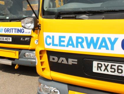 gritting companies in Hertfordshire