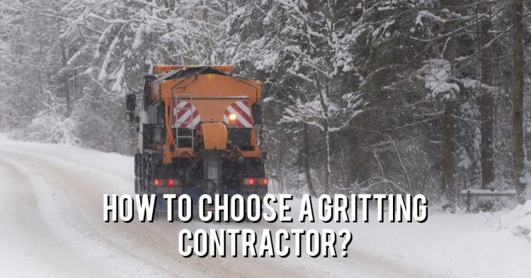 How to choose a winter gritting contractor for your business