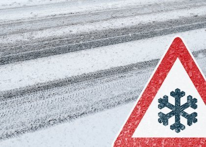 Prepare your business for bad weather by organising winter gritting maintenance