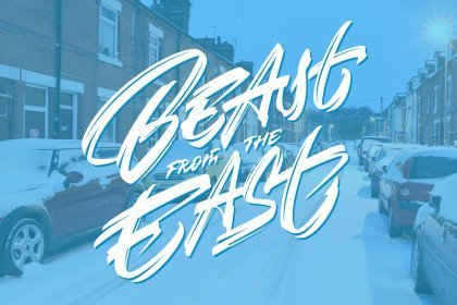 Two year anniversary of the 'Beast from the East'